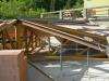 Nuova struttura del tetto in acciaio 2