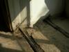 Consolidamento solaio in ferro particolare perori