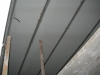 Consolidamento solaio in ferro con aggiunta di profilato piatto inferiore