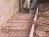 Nuovi marciapiedi collegati alla muratura