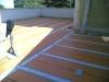 Impermeabilizzazione terrazzo con sistema Schluter Ditra lavoro ultimato