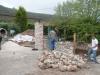 Formazione ingresso a pietra