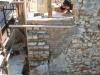 Ricostruzione angolo lesionato in muratura