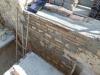 Consolidamento muratura portante con la tecnica dello Scuci Cuci