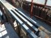 Nuovo architrave in acciaio