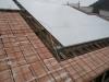 Cordolo di collegamento tetto