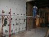 Iniezioni di cemento per consolidamento murature