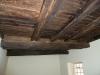 Solaio in legno consolidato e restaurato