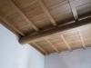 Intradosso solaio in legno finito
