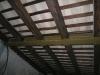 Intradosso solaio di copertura in legno e pianellato nuovo