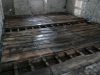 Recupero solaio in legno a cassettoni