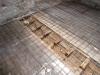 Partcolare rinforzo solaio in legno a cassettoni