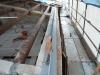 Cordolo perimetrale in acciaio