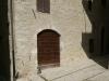Particolare restauro facciata in pietra con malta storica