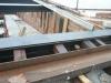 Cordolo copertura in acciaio