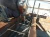 Perfori con resine ancoraggio cordolo