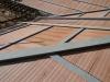 Nuova copertura in ferro e laterizio e trasanna in legno