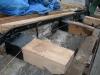 Ancoraggio del cordolo e dei barbacani della trasanna laterale