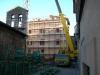 Installazione cantiere montaggio gru