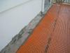 Particolare impermeabilizzazzione terrazzi